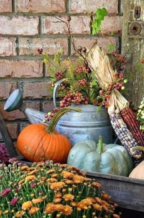 The Best Fall Outdoor Decor Ideas You Will Like 12