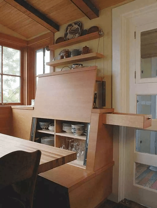 The Best Tiny House Space Saving Ideas You Have To Try 24