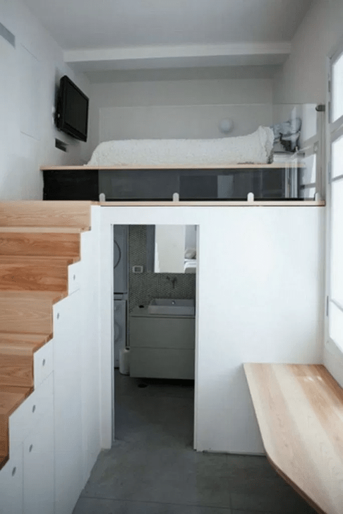 The Best Tiny House Space Saving Ideas You Have To Try 28
