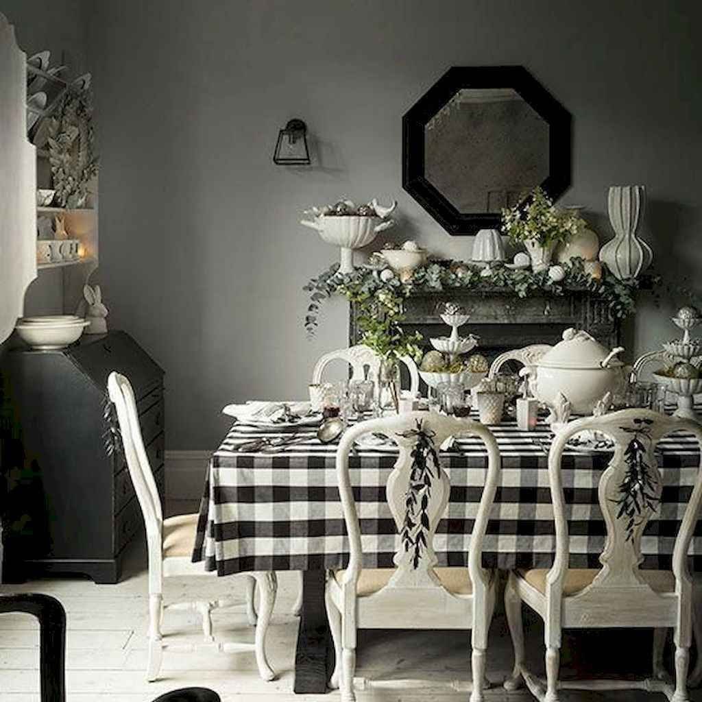 Beautiful Christmas Dining Room Decor Ideas You Never Seen Before 14