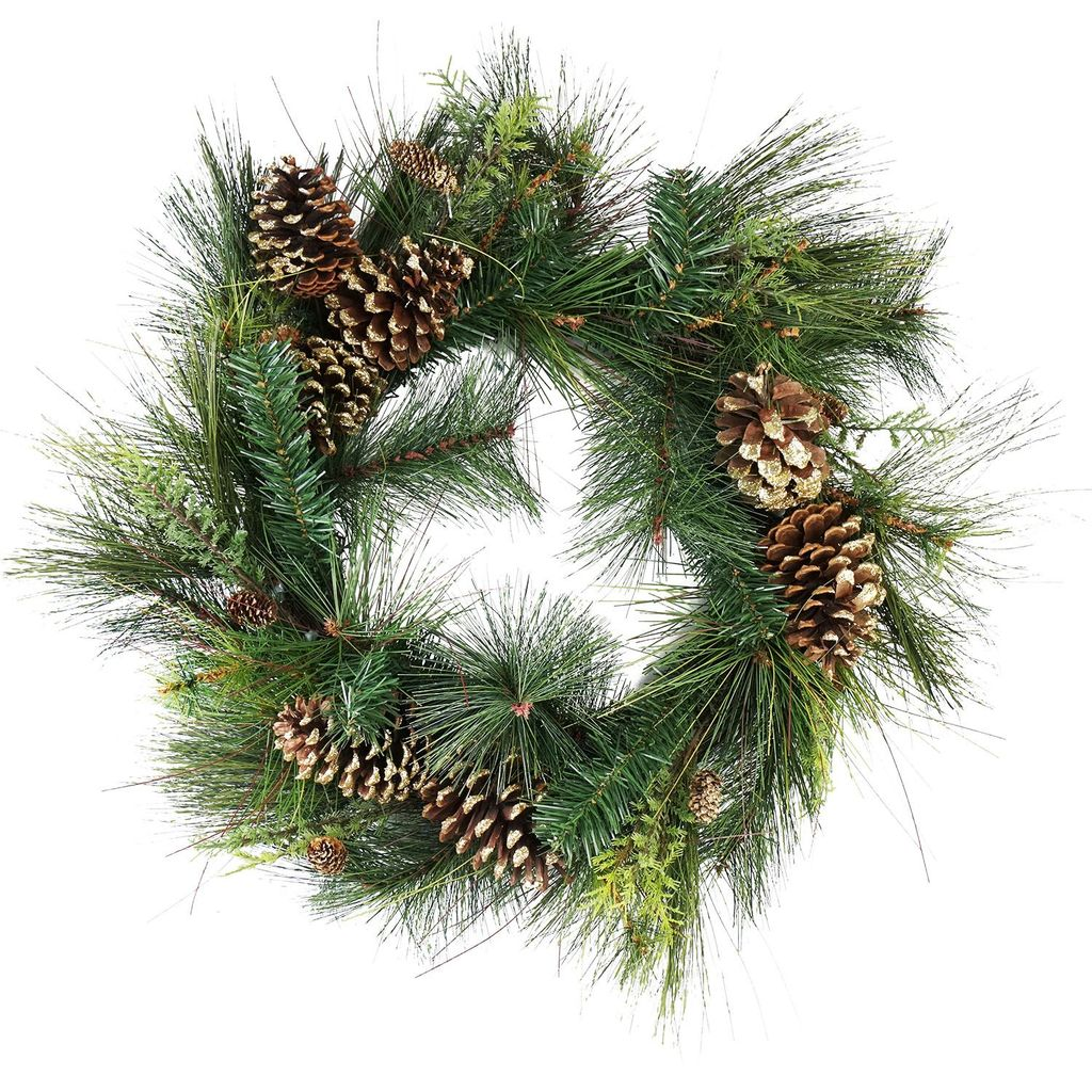 Gorgeous DIY Christmas Wreaths You Should Copy Now 01