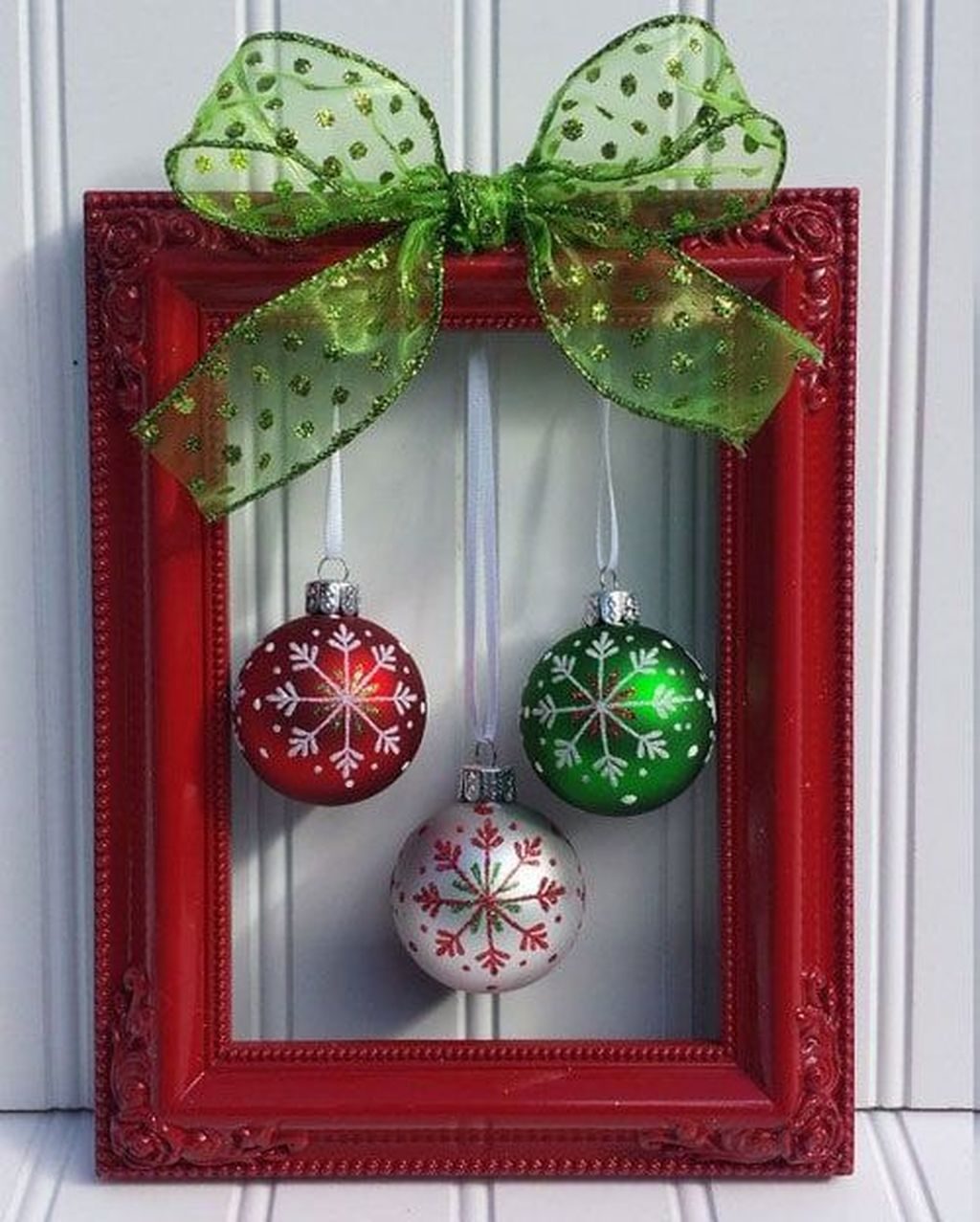 Gorgeous DIY Christmas Wreaths You Should Copy Now 26