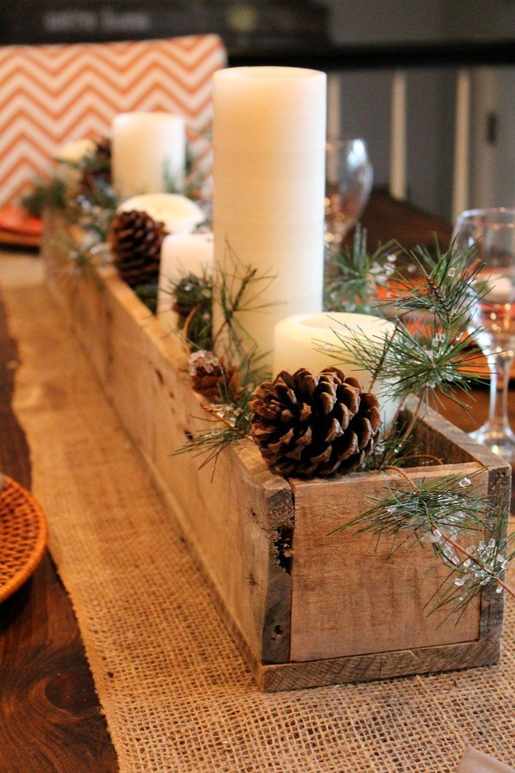 Popular Winter Table Centerpieces Ideas Best For Wedding 11