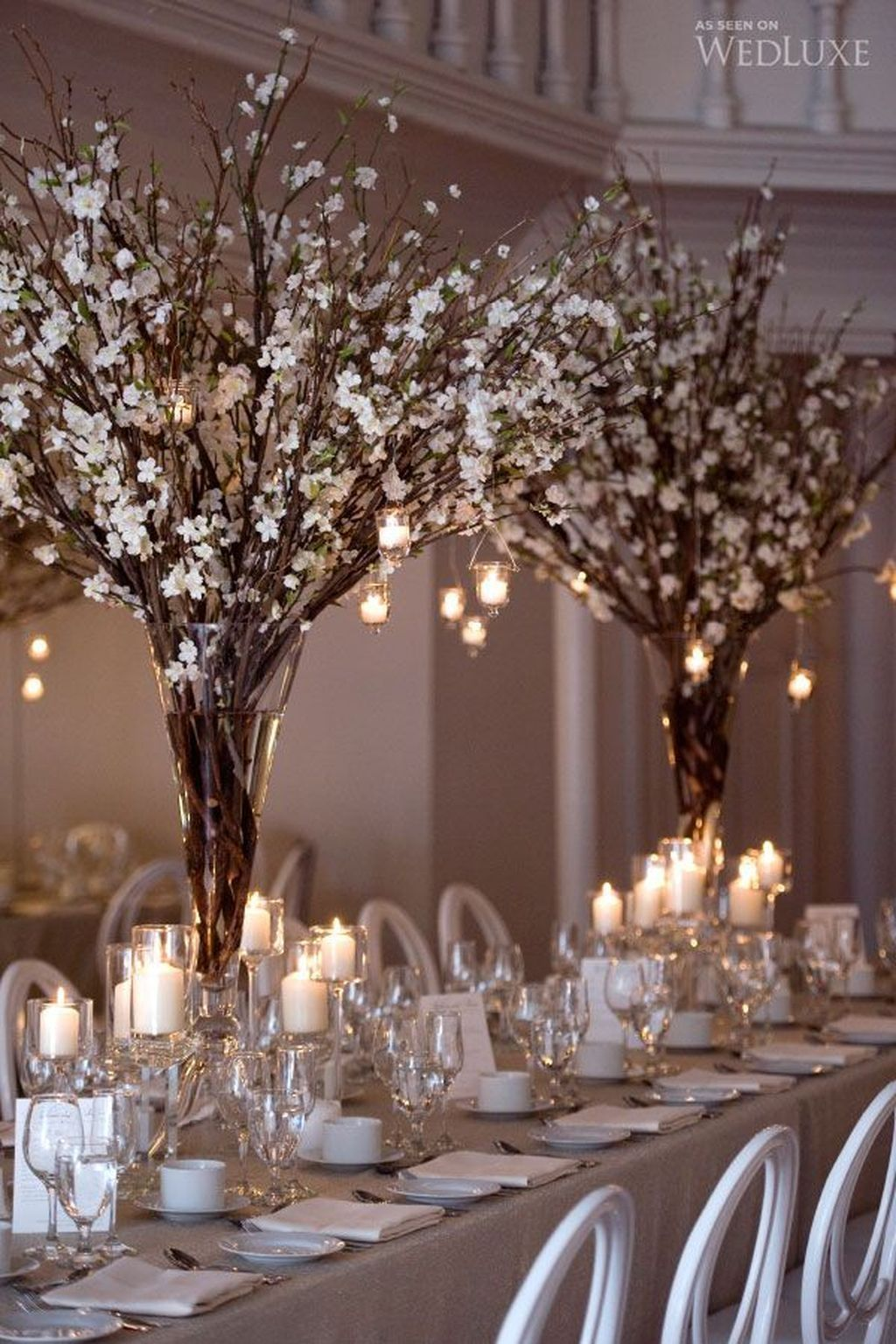 Popular Winter Table Centerpieces Ideas Best For Wedding 17