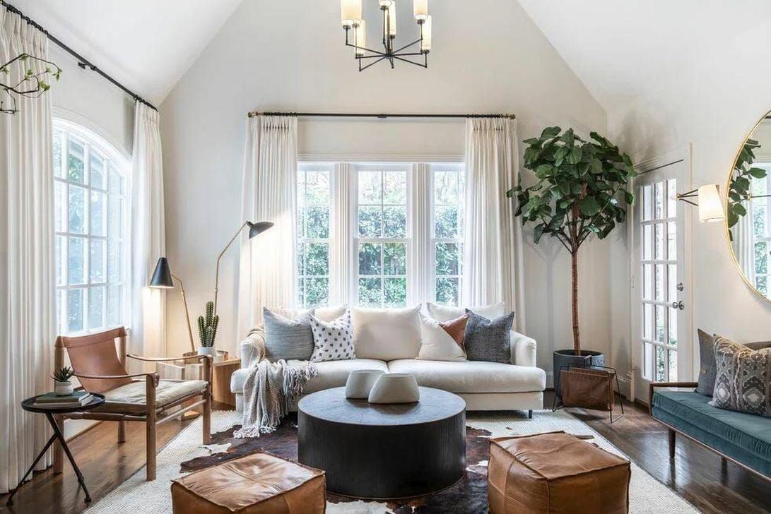 Amazing Contemporary Living Room Design Ideas You Should Copy 13