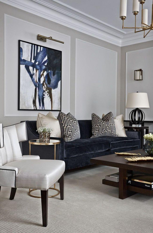 Amazing Contemporary Living Room Design Ideas You Should Copy 16