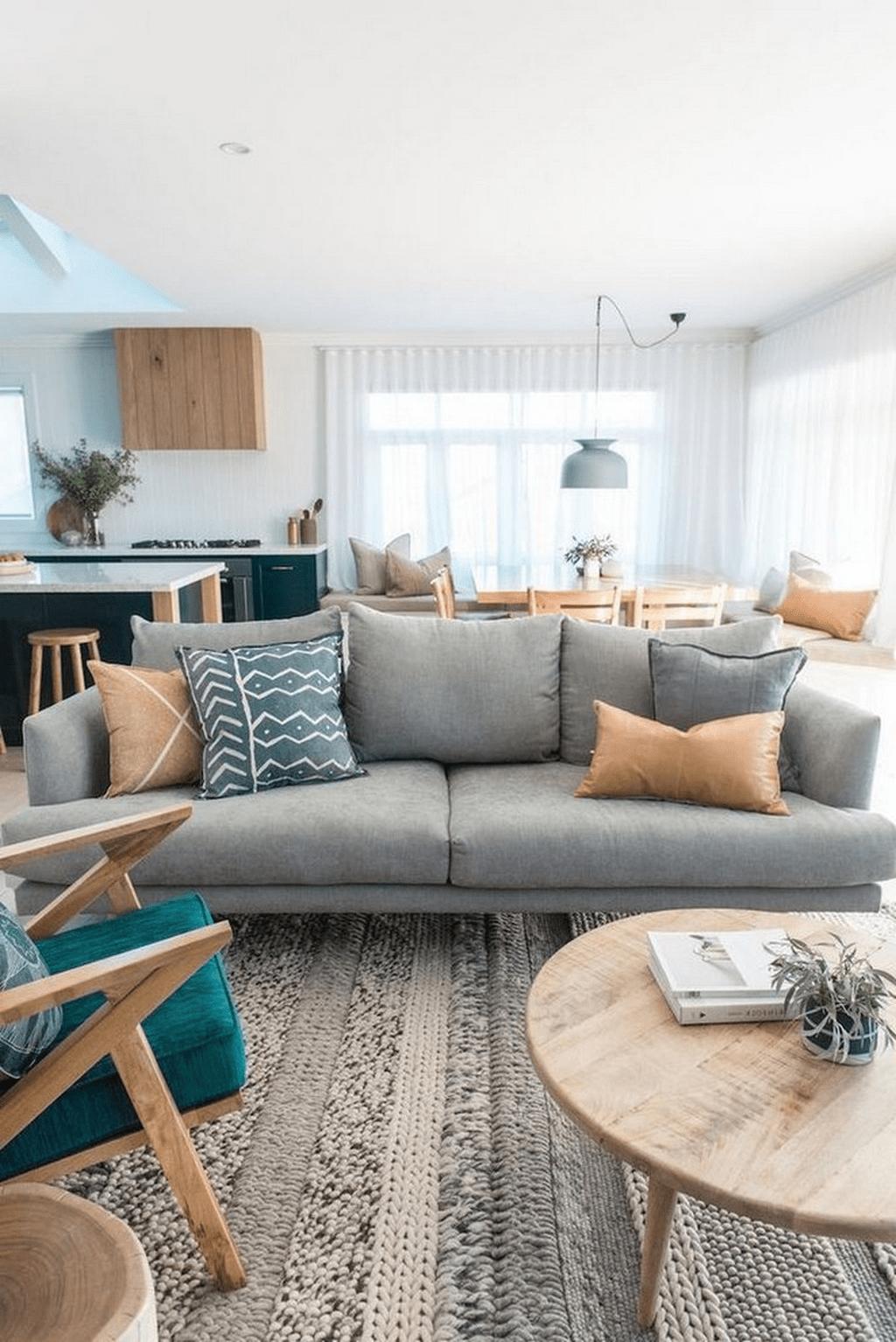 Amazing Contemporary Living Room Design Ideas You Should Copy 28