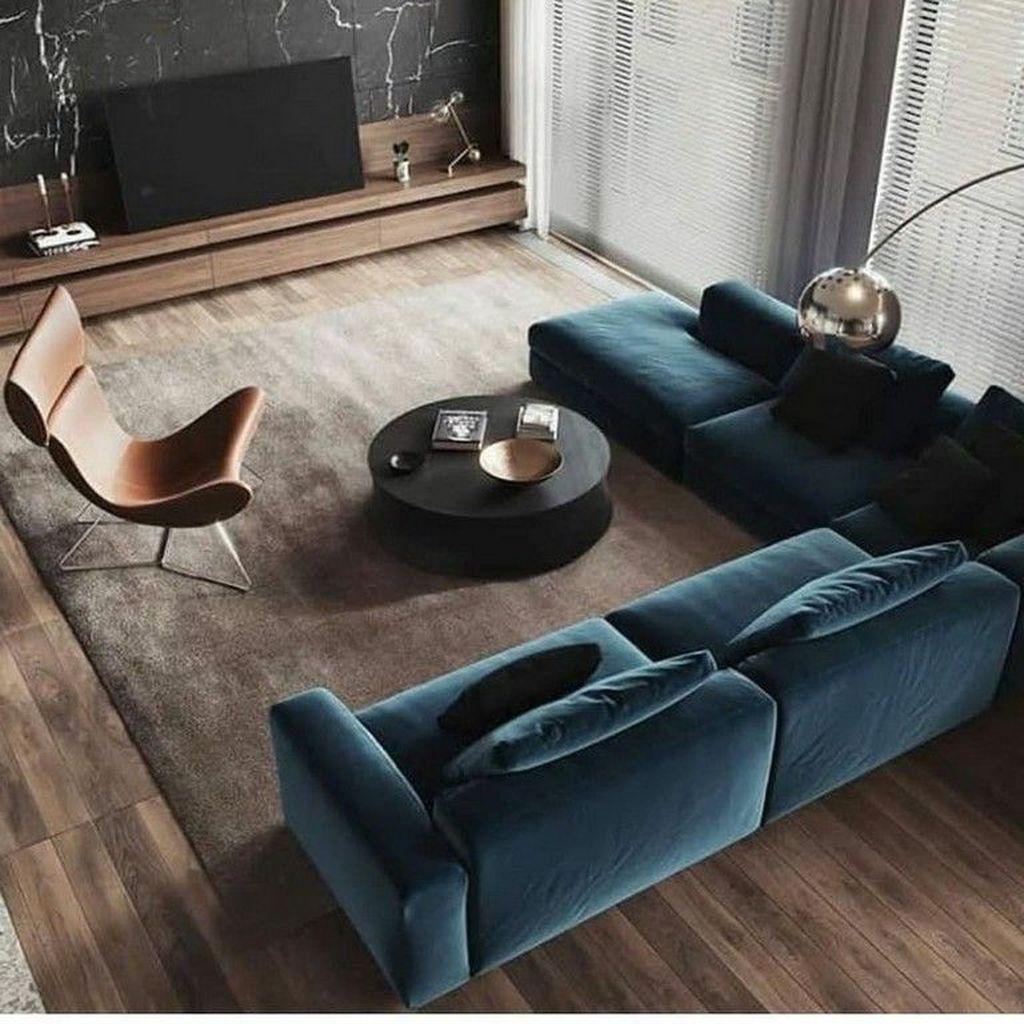 Amazing Contemporary Living Room Design Ideas You Should Copy 31