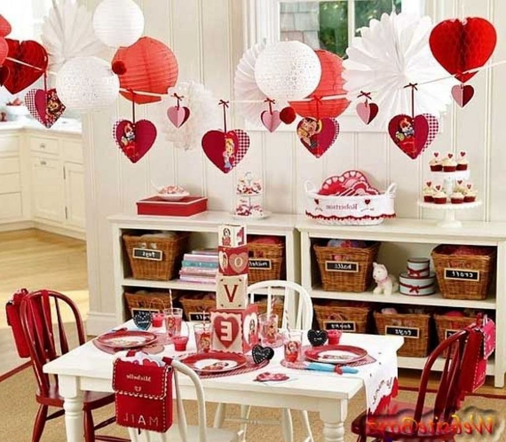 Amazing Valentine Interior Decor Ideas Trend 2020 13