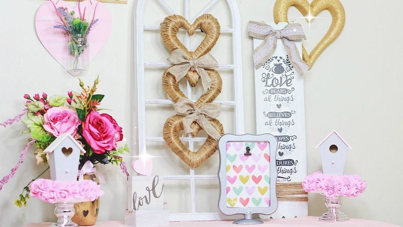 Amazing Valentine Interior Decor Ideas Trend 2020 18