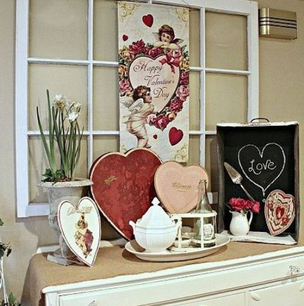 Amazing Valentine Interior Decor Ideas Trend 2020 33