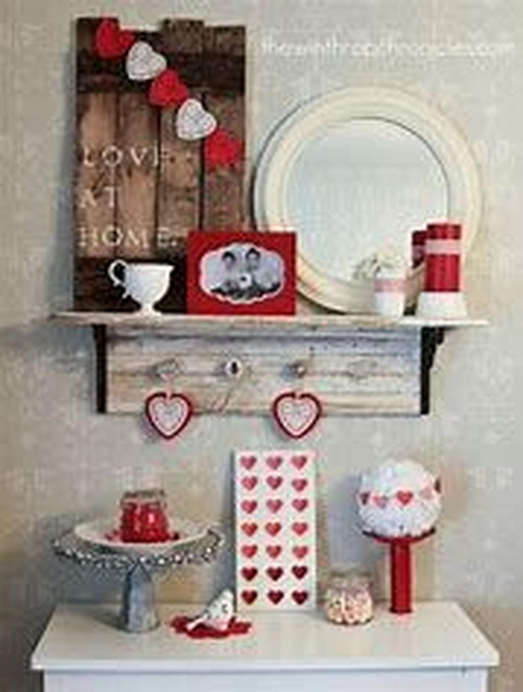 Amazing Valentine Interior Decor Ideas Trend 2020 34