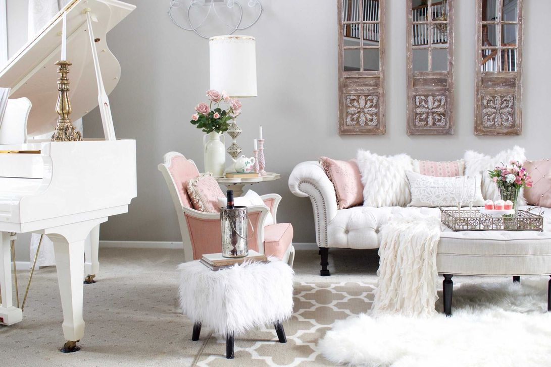 Beautiful Valentine Living Room Decor Ideas You Should Try 06