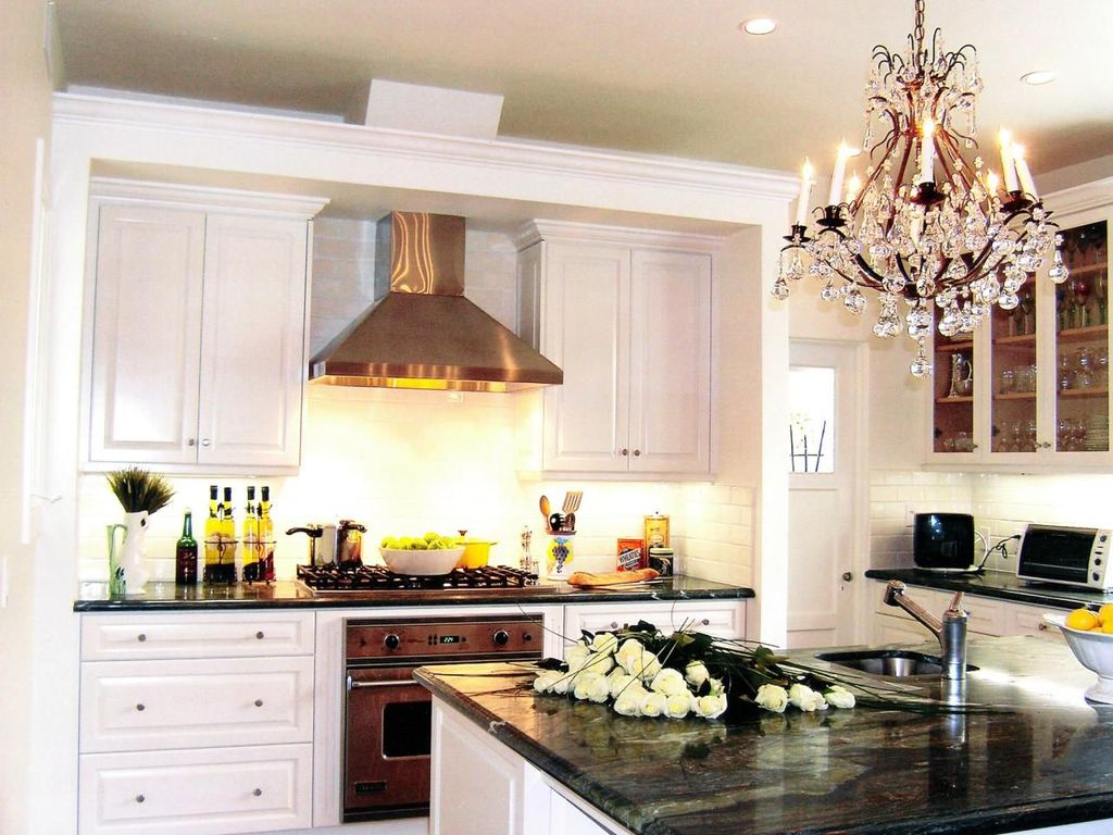 Lovely Romantic Kitchen Decorating Ideas 27