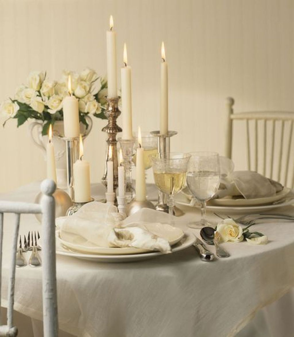 Lovely Romantic Table Setting For Two Best Valentines Day Ideas 22