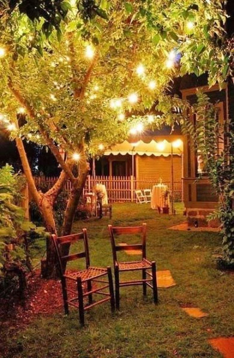 The Best Romantic Backyard Decorating Ideas 16