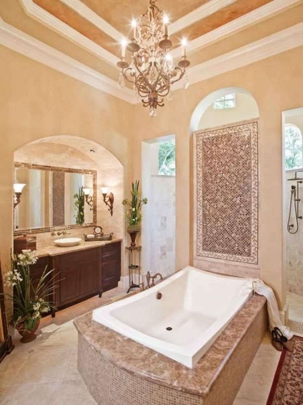 The Best Romantic Bathroom Ideas Perfect For Valentines Day 01