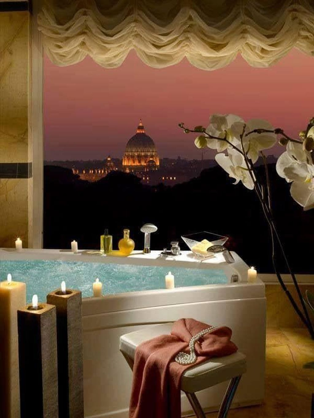 The Best Romantic Bathroom Ideas Perfect For Valentines Day 19
