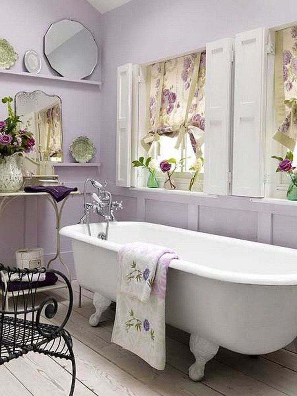 The Best Romantic Bathroom Ideas Perfect For Valentines Day 24