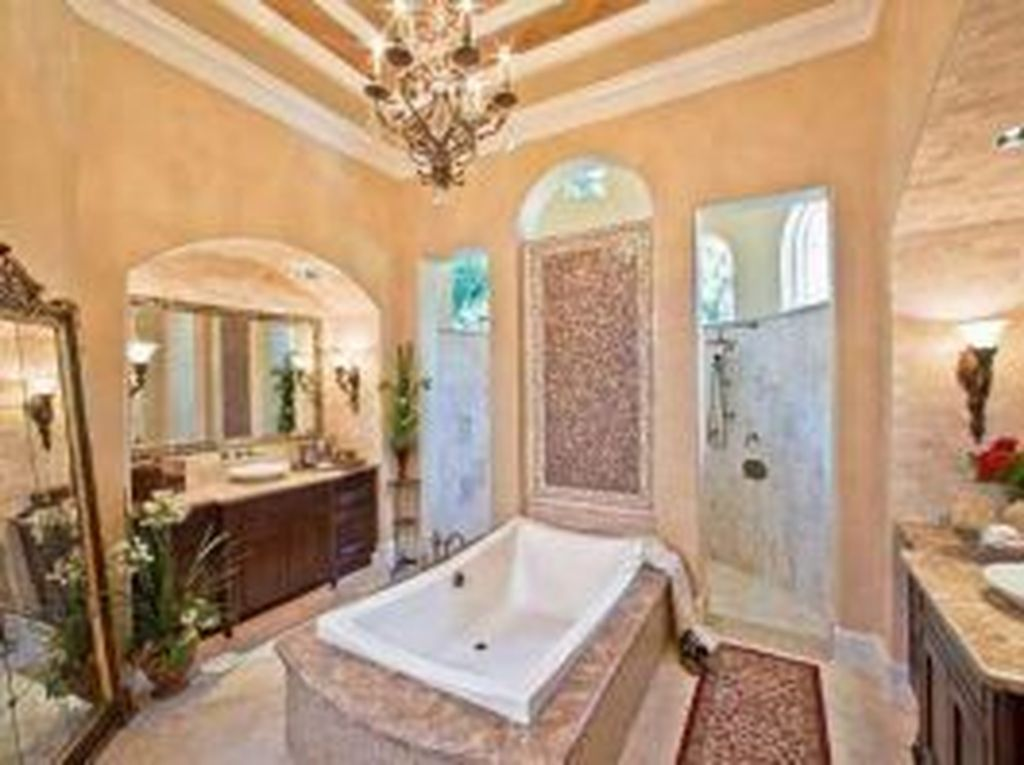 The Best Romantic Bathroom Ideas Perfect For Valentines Day 32