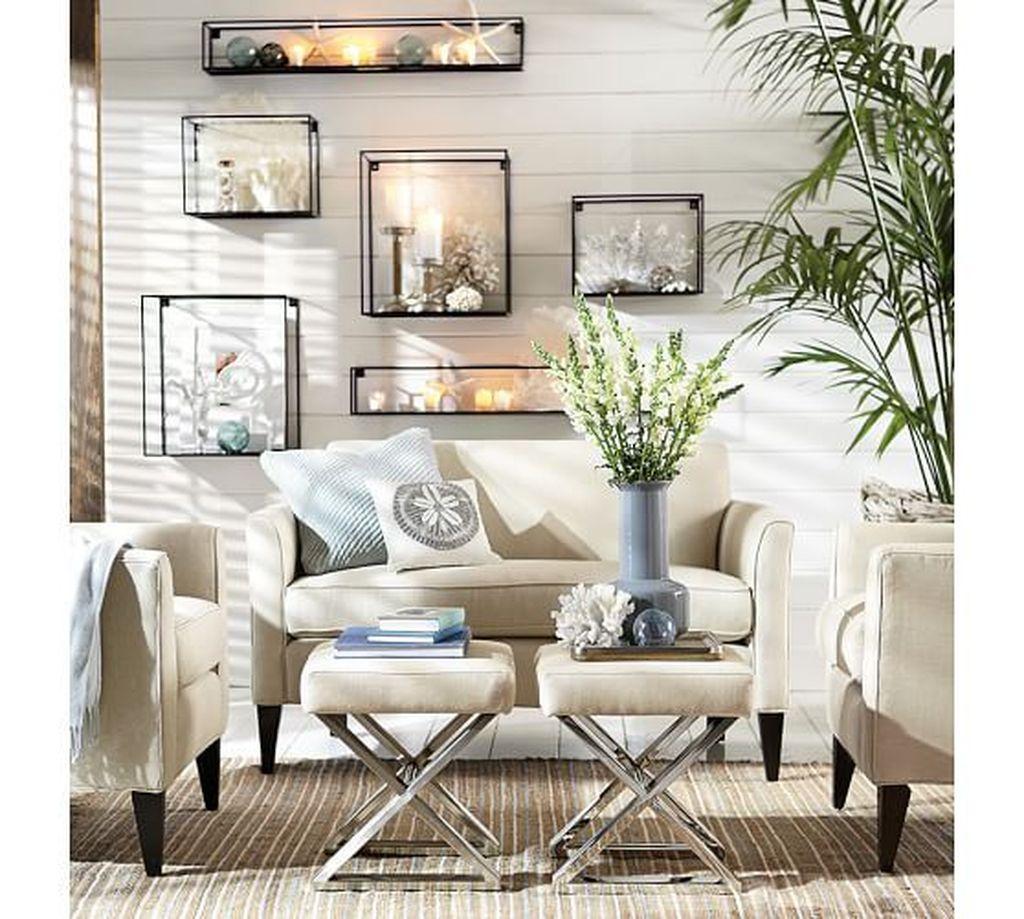 Inspiring Nautical Wall Decor Ideas For Living Room 25