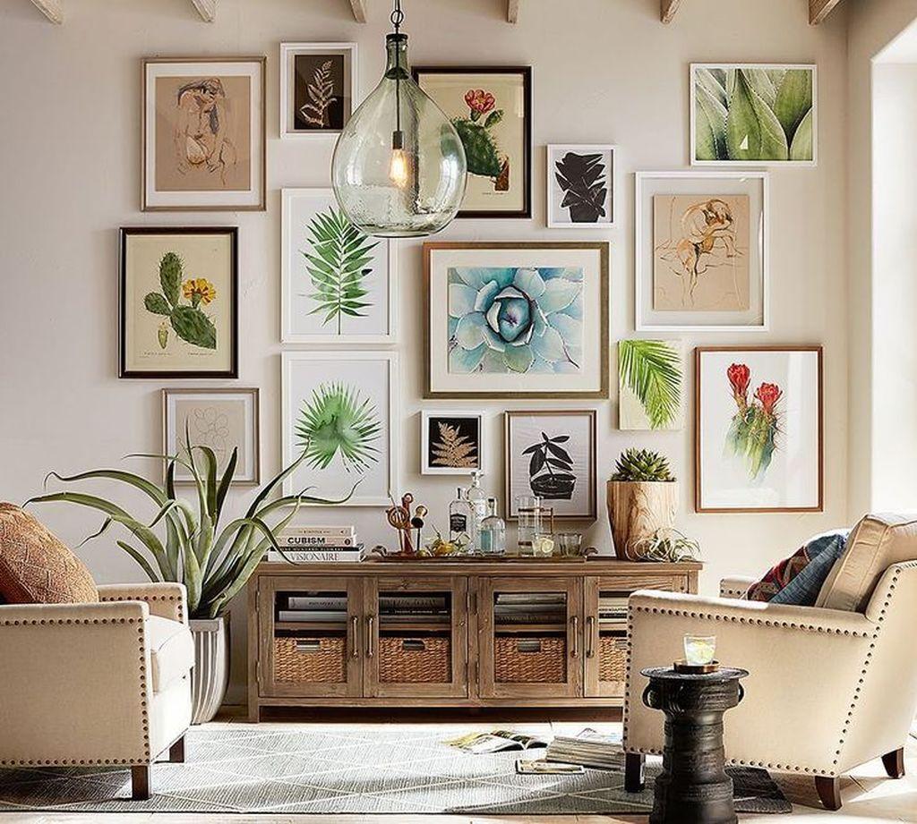 Inspiring Nautical Wall Decor Ideas For Living Room 29