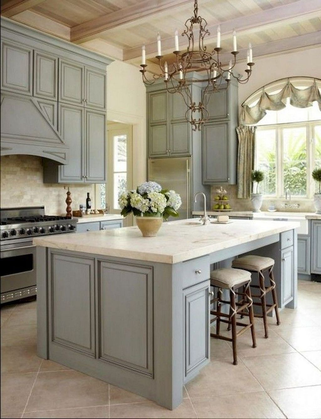 Popular Traditional Kitchen Ideas With Farmhouse Style 06