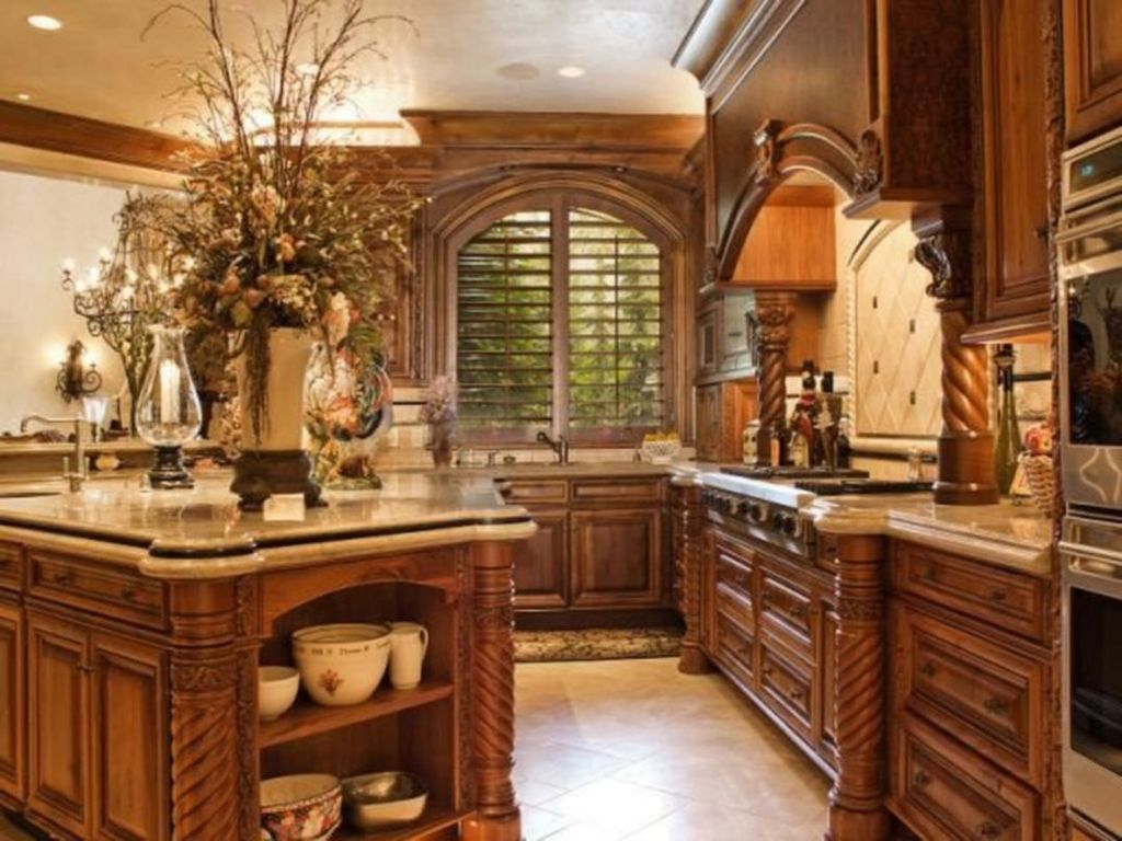 Popular Tuscan Home Decor Ideas For Every Room 06