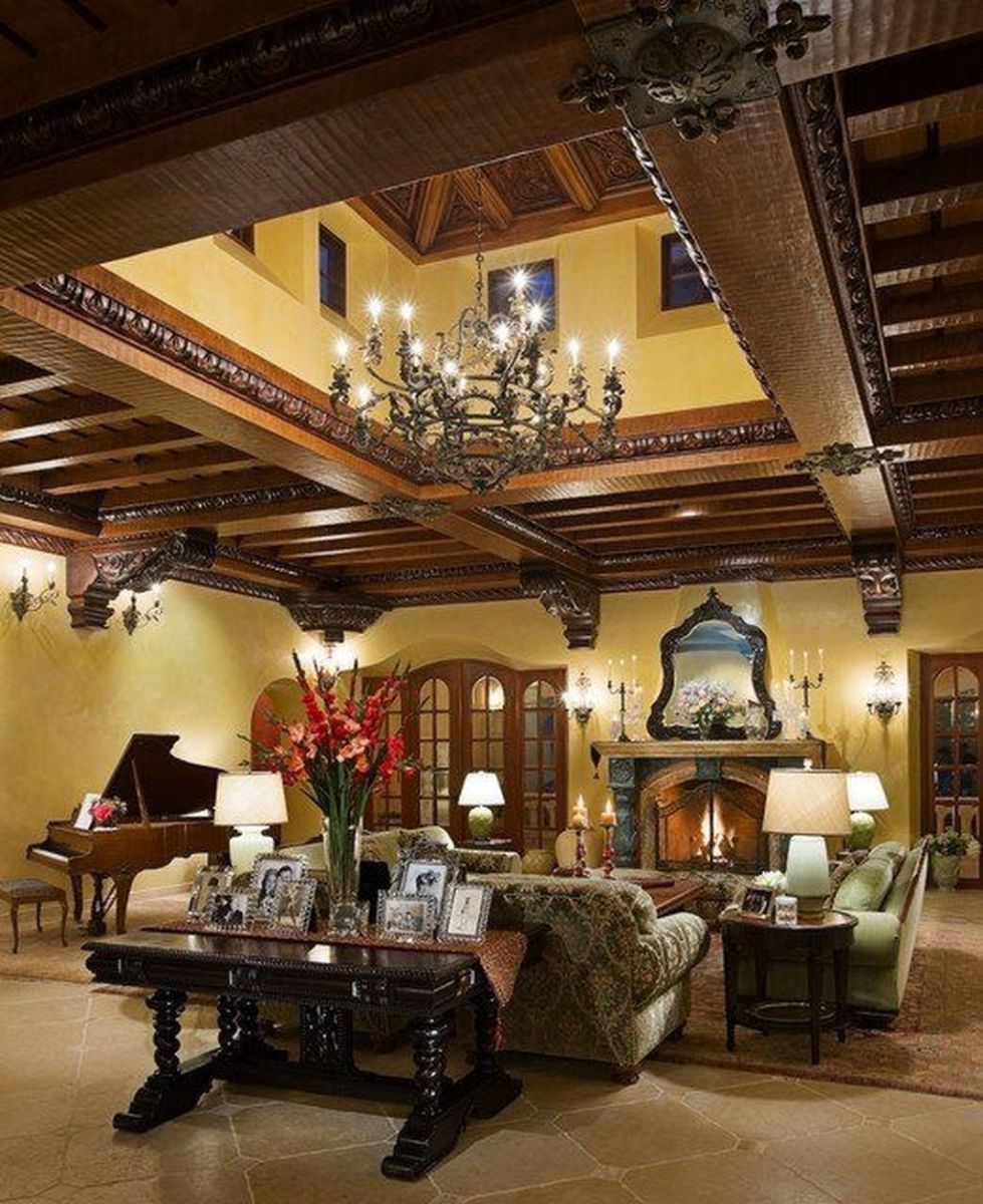 Popular Tuscan Home Decor Ideas For Every Room 28
