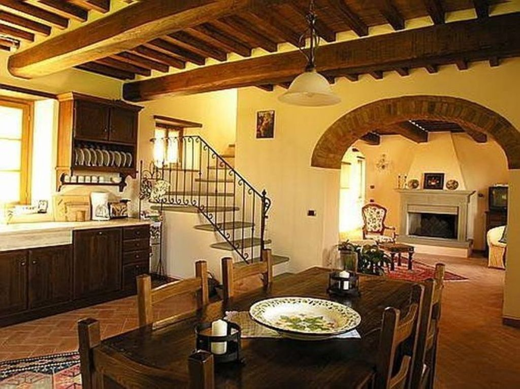 Popular Tuscan Home Decor Ideas For Every Room 29