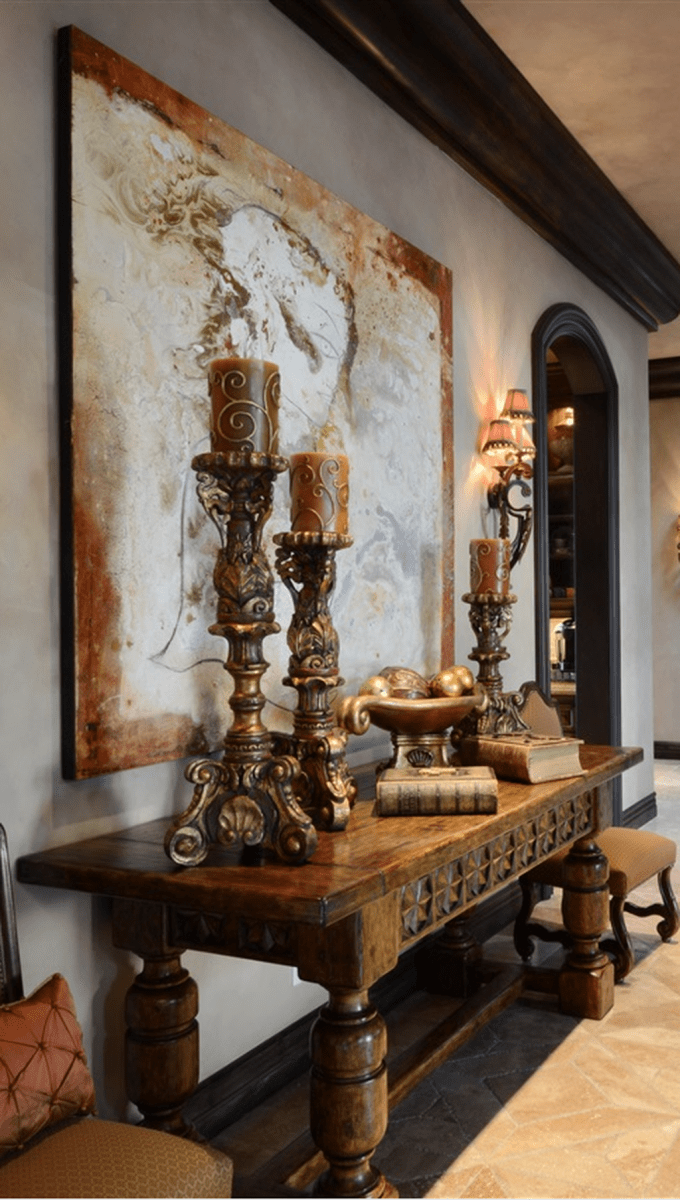 Popular Tuscan Home Decor Ideas For Every Room 43