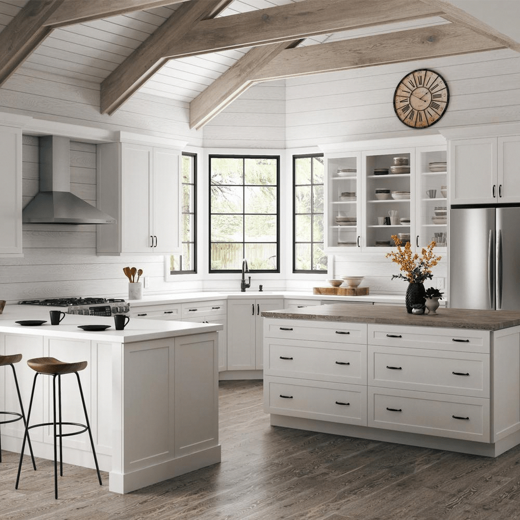 Stunning Grey And White Kitchen Color Ideas Match With Any Kitchen Design 10