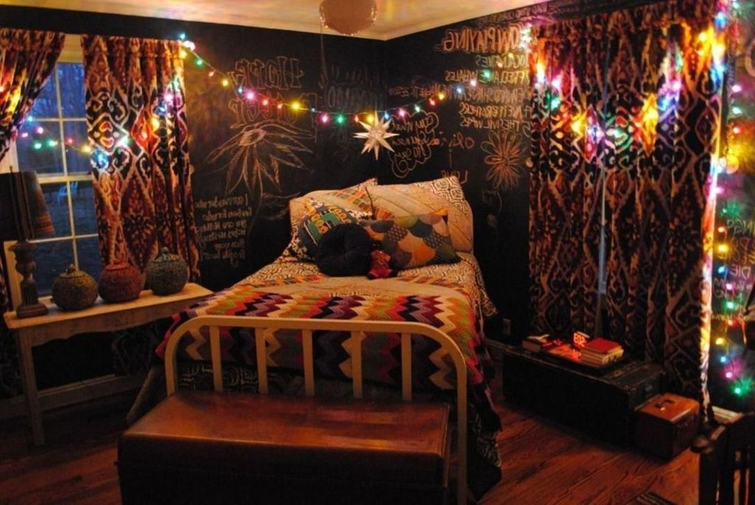 Stunning Hippie Room Decor Ideas You Never Seen Before 06