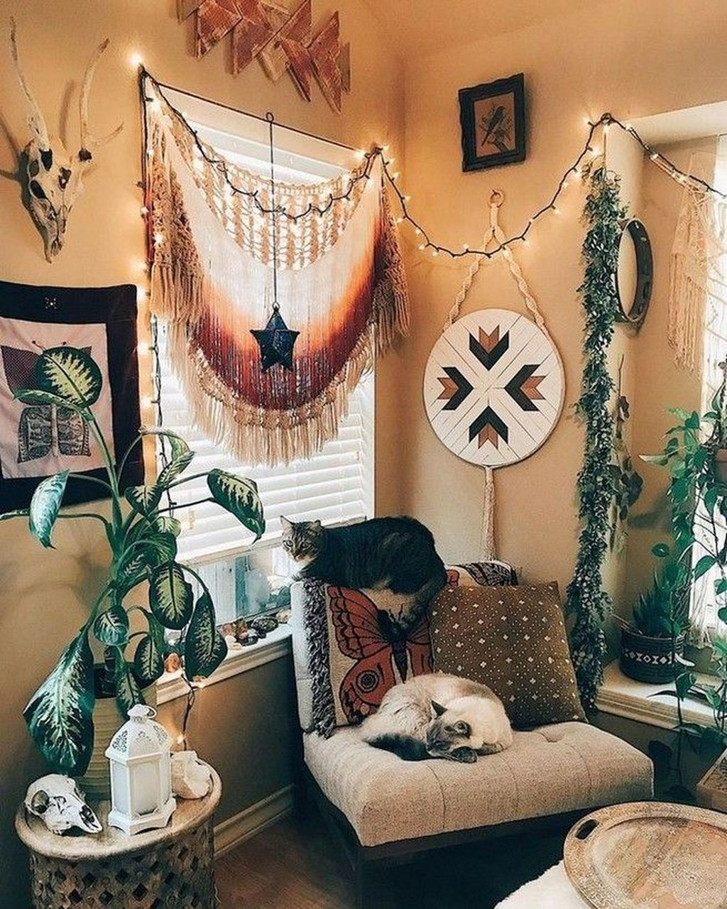 Stunning Hippie Room Decor Ideas You Never Seen Before 21