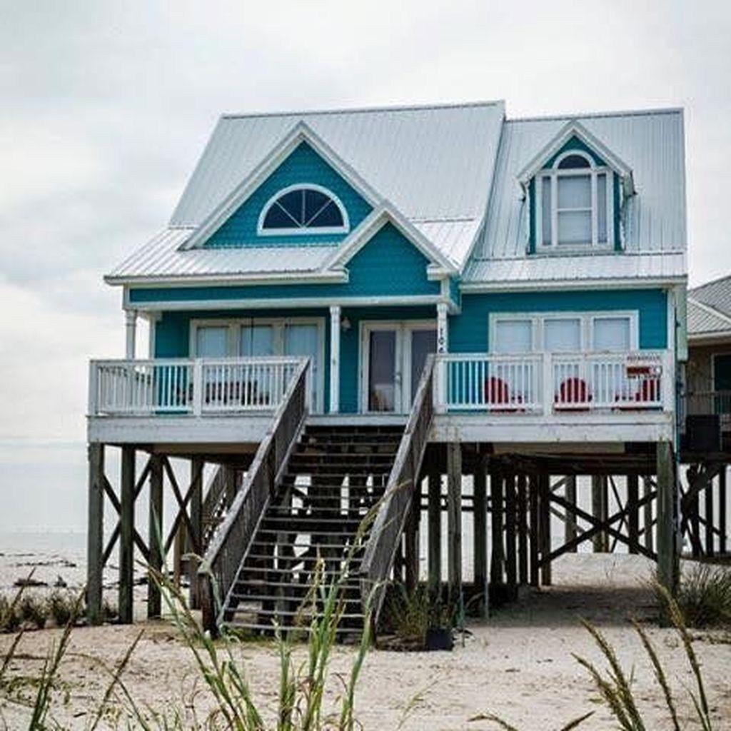 Admirable Beach House Decor Ideas You Should Copy 08