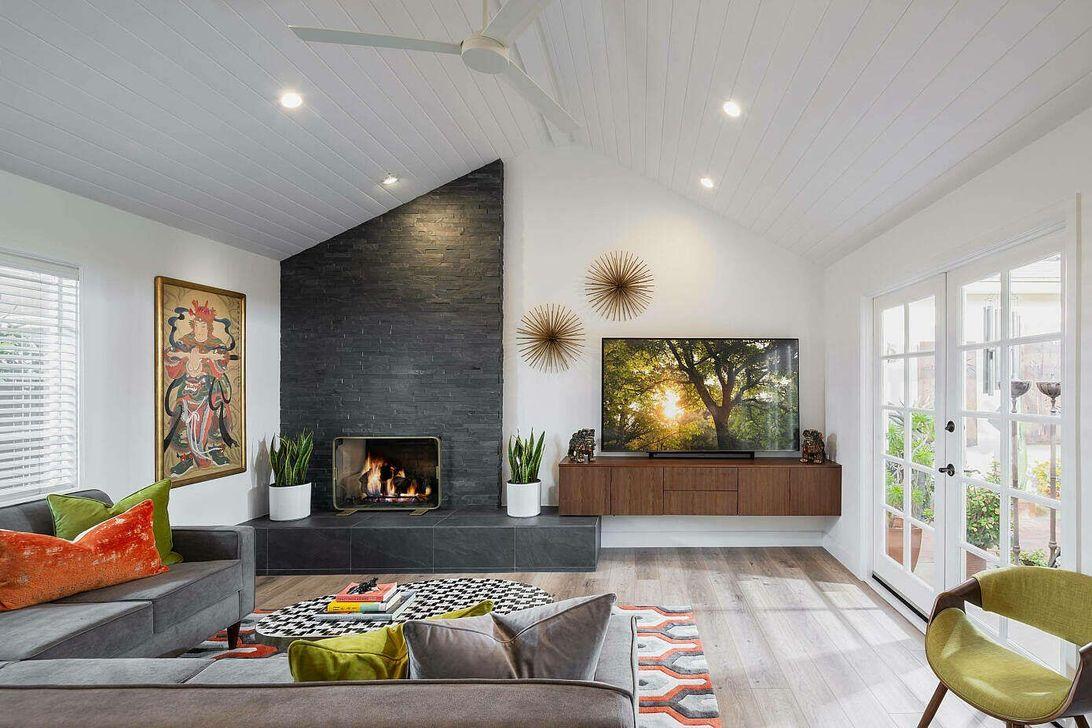 Admirable Mid Century Modern House Design Ideas 02