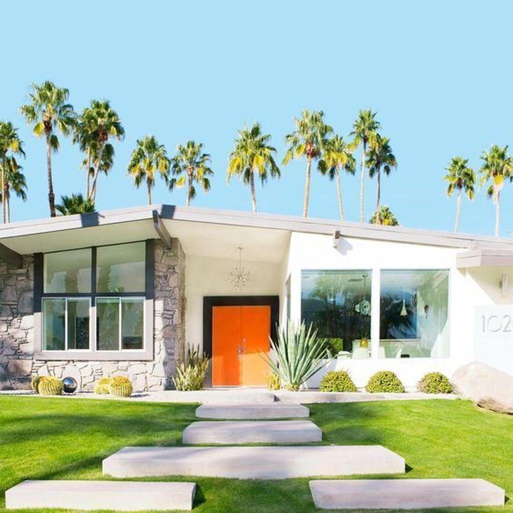 Admirable Mid Century Modern House Design Ideas 11
