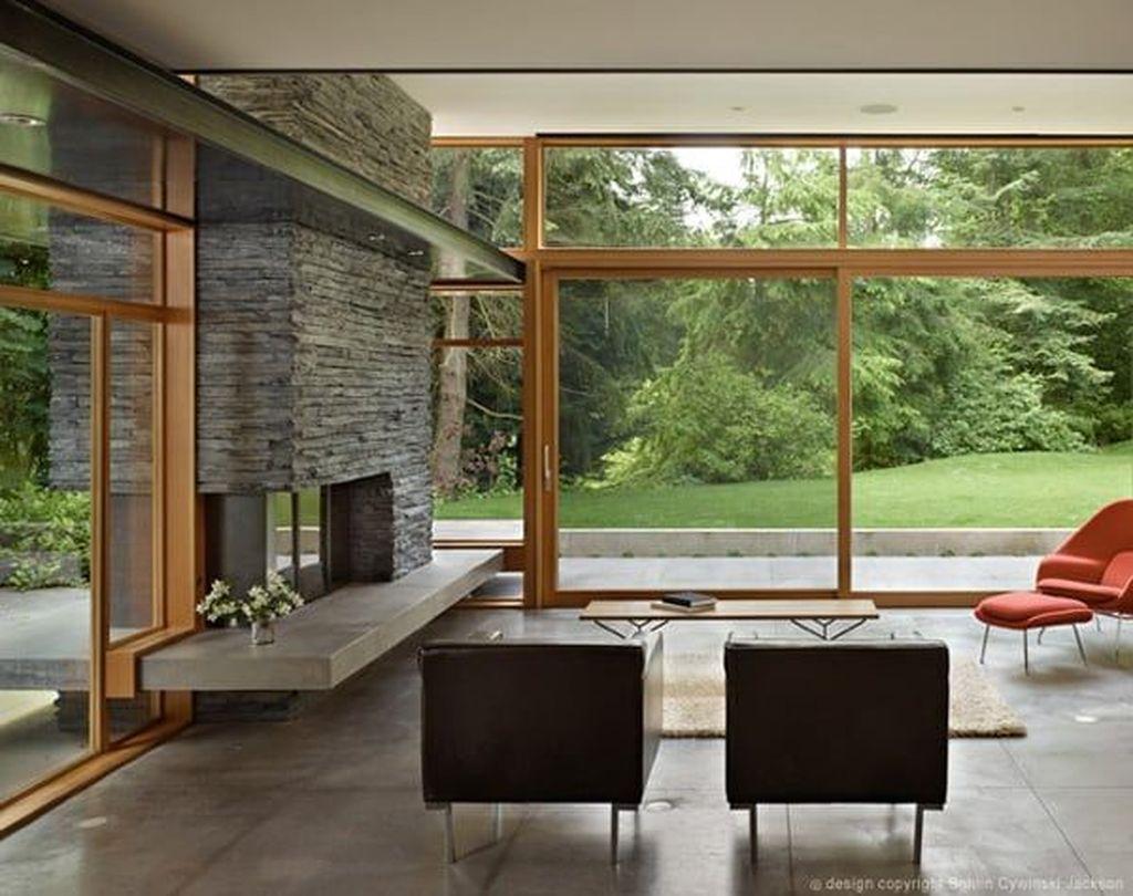 Admirable Mid Century Modern House Design Ideas 12