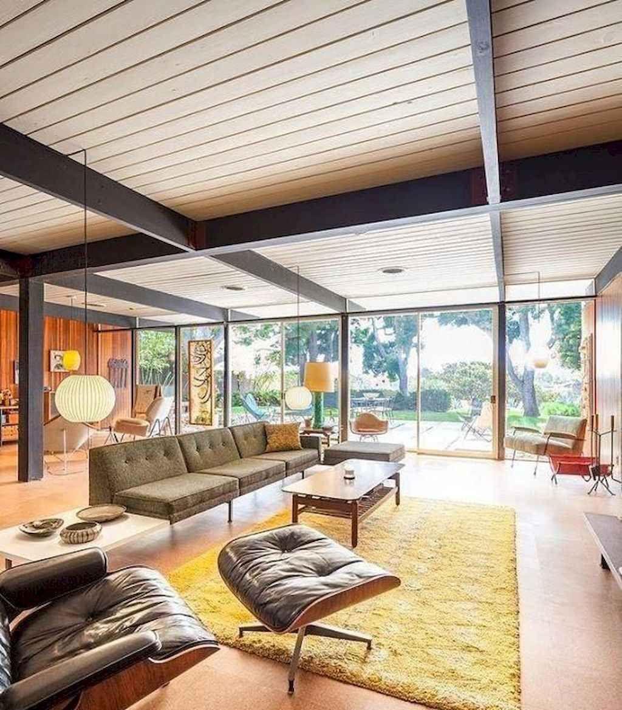 Admirable Mid Century Modern House Design Ideas 13