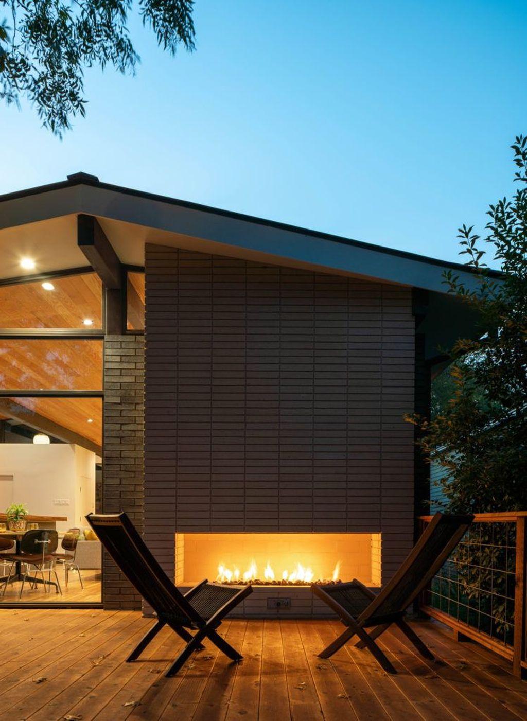 Admirable Mid Century Modern House Design Ideas 14