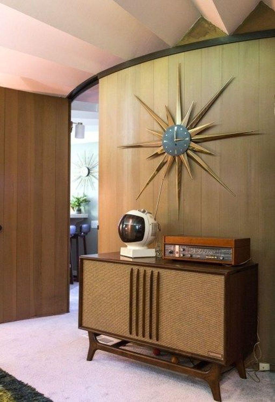 Admirable Mid Century Modern House Design Ideas 17