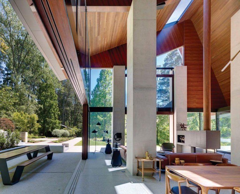 Admirable Mid Century Modern House Design Ideas 27