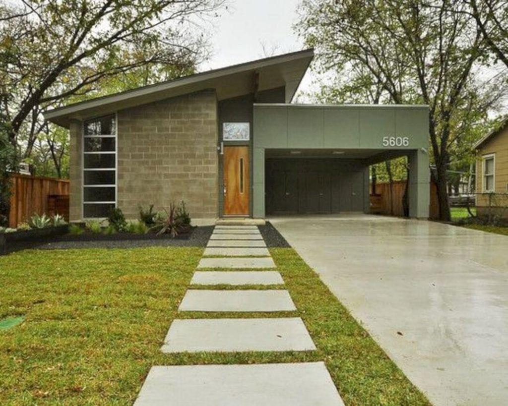 Admirable Mid Century Modern House Design Ideas 29