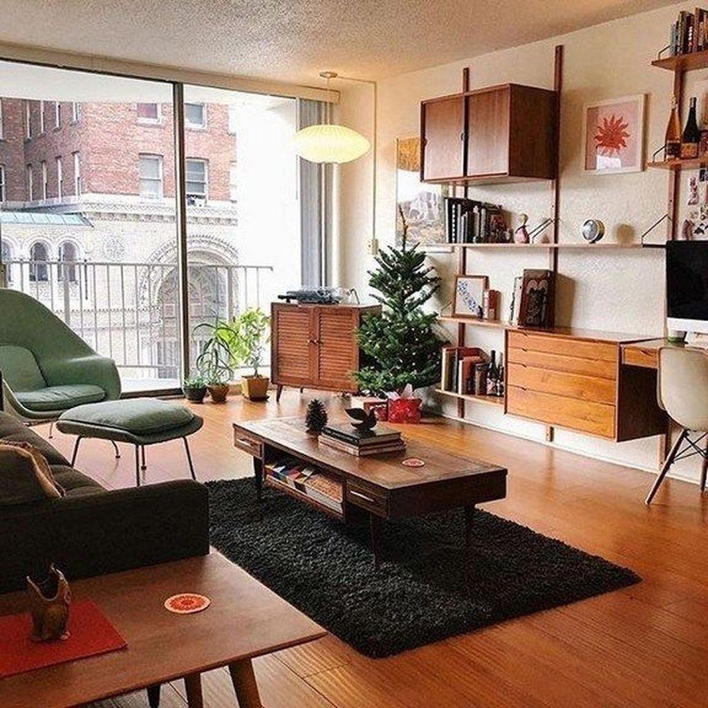 Admirable Mid Century Modern House Design Ideas 32
