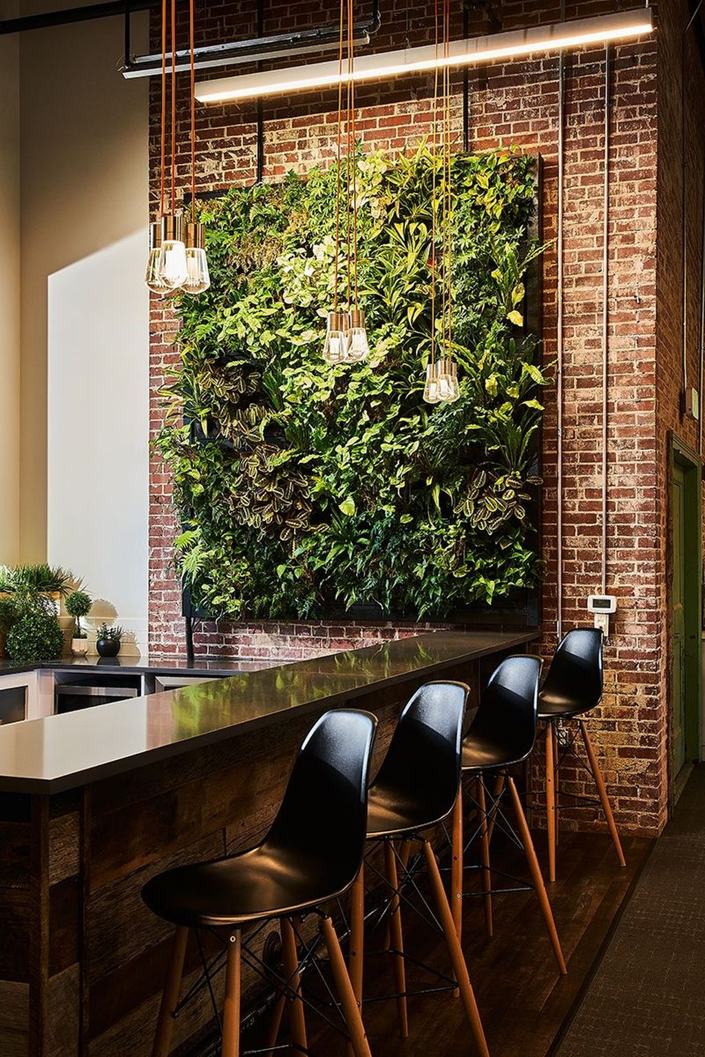 Amazing Living Wall Indoor Decoration Ideas 09