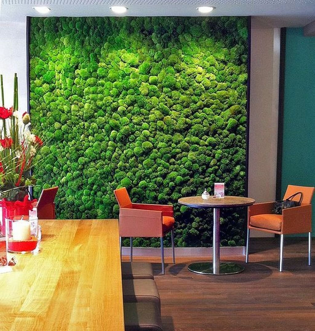 Amazing Living Wall Indoor Decoration Ideas 21