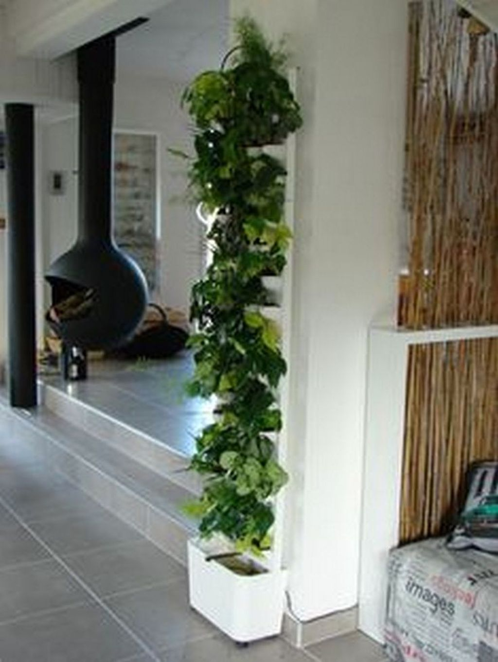Amazing Living Wall Indoor Decoration Ideas 25