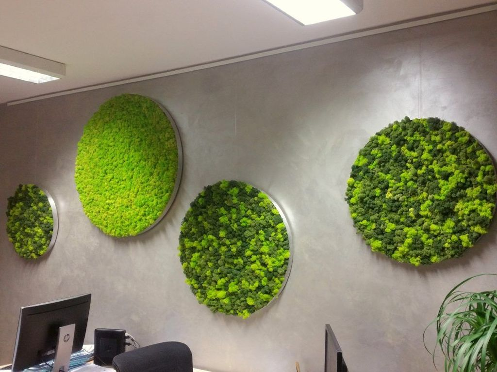 Amazing Living Wall Indoor Decoration Ideas 32