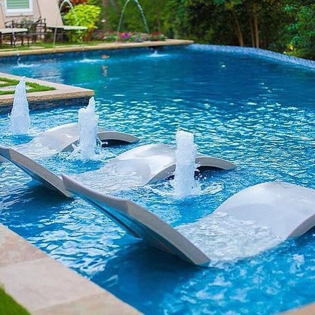 Amazing Pool Seating Ideas Which Are Very Comfortable 06