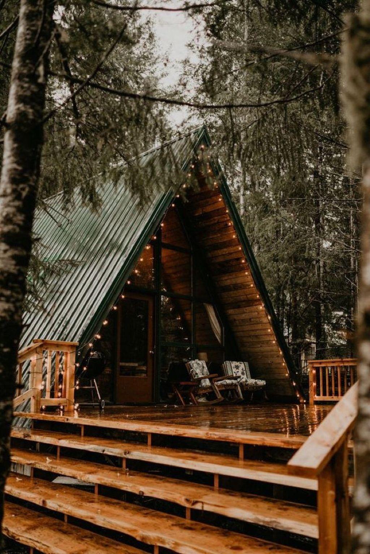 Amazing Rustic Tiny House Design Ideas 14